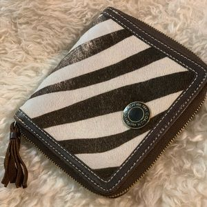 Genuine Coach calfskin wallet